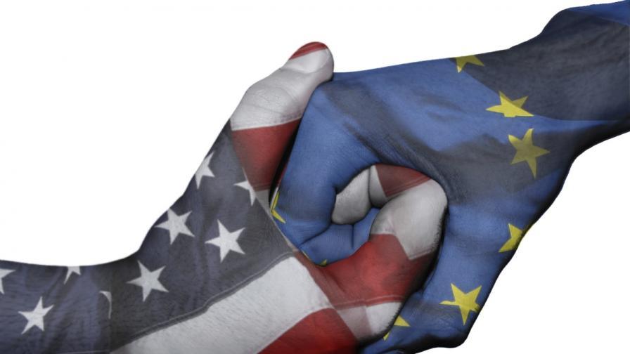 ЕС отказа на САЩ - без търговско споразумение