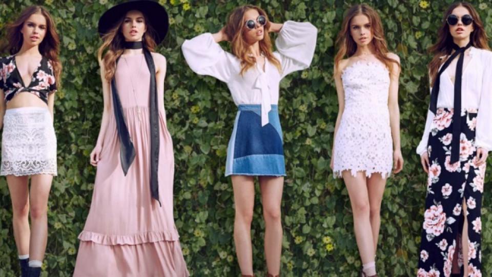 Модната марка Forever 21 с първи магазин в България