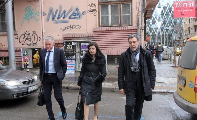 """Опозицията каза """"Не"""" на Кунева"""