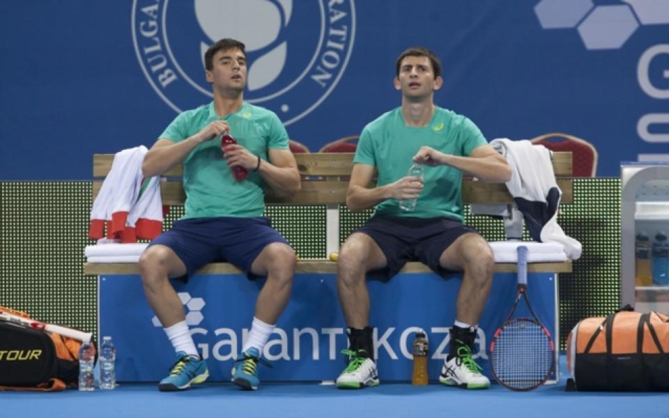 Трима българи на корта във втория ден на Sofia Open