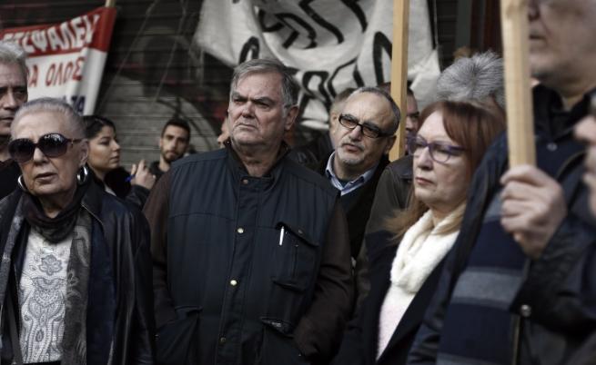Национална стачка блокира Гърция
