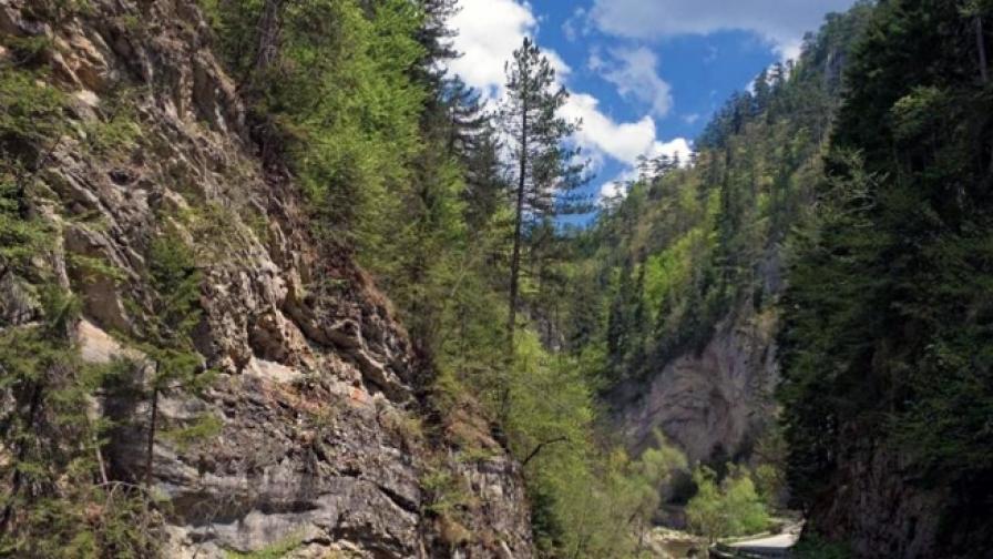 Топ 5 на най-красивите ждрела в България