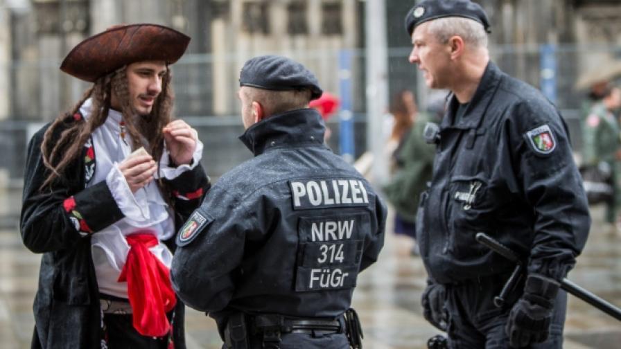 кьолн германия карнавал