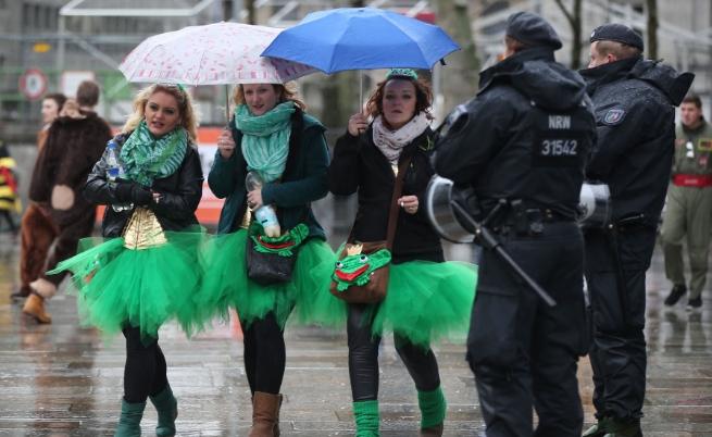 Журналистка стана обект на посегателство в Кьолн