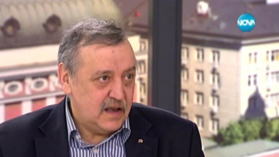 До 1-2 седмици грипна епидемия в София, очаква проф. Кантарджиев