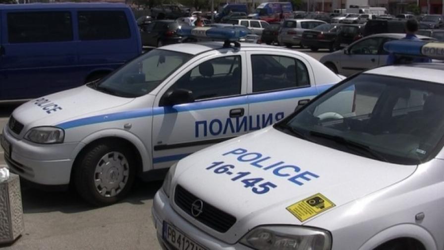 Преследване и стрелба по полицаи в Силистра