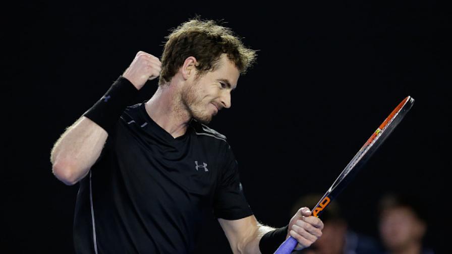Номер две в тениса Анди Мъри стана баща за първи път