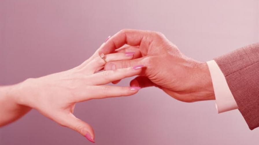 Двойките съжаляват за развода на петата година