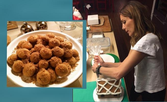 Деспина Ванди се слави като изключителен кулинар,