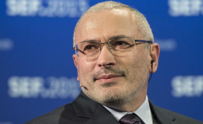 Ходорковски: Путин вече има алтернатива