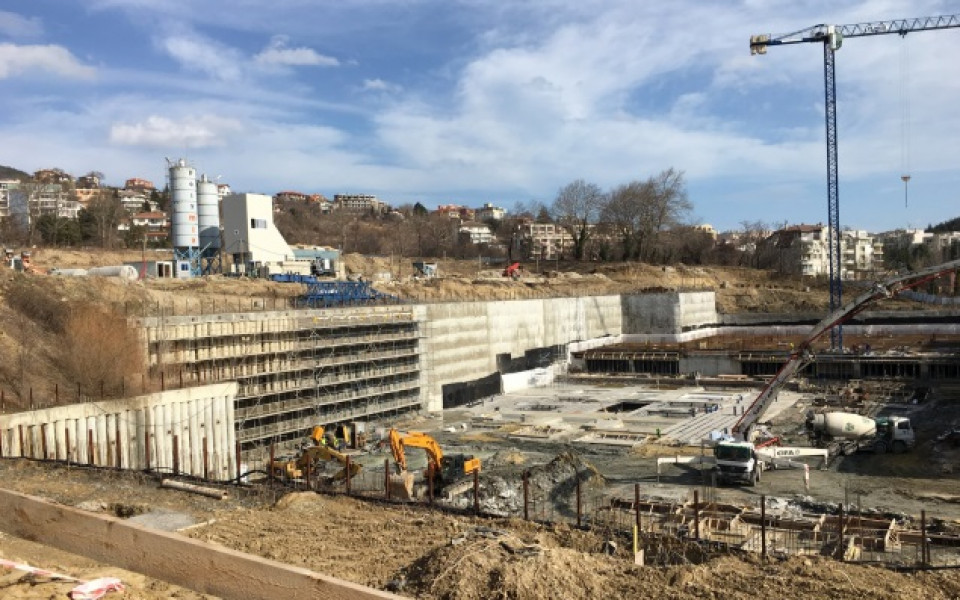 """50 млн. са нужни за довършване на стадион """"Варна"""""""