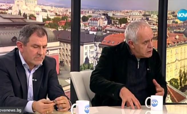 Защо Борисов изведнъж се разтревожи за Пеевски