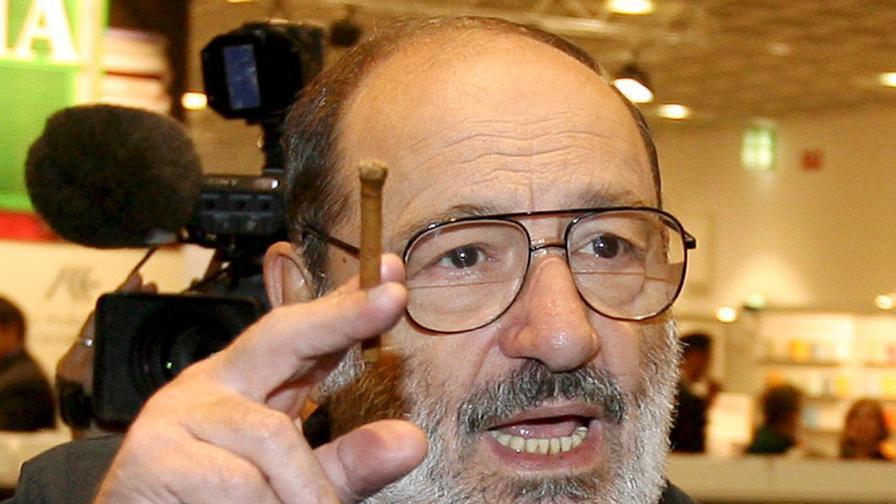 Почина Умберто Еко, не успя да пребори рака