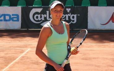 Александрина Найденова на 1/2-финал в Китай