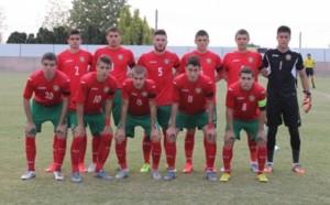 Националите до 19 години с проверки срещу Чехия и Сърбия