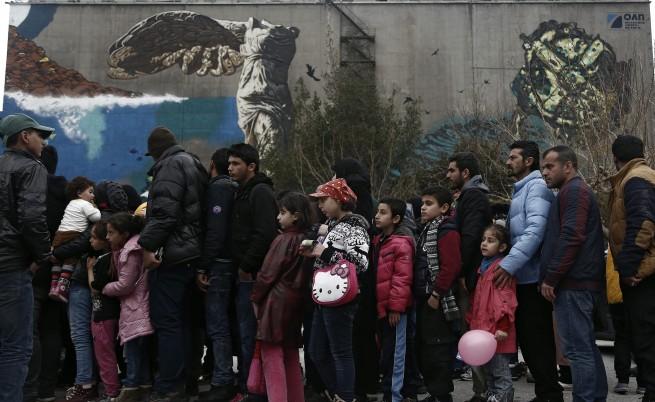 Австрия ще събира от бежанците по 840 евро такса за предоставяното убежище