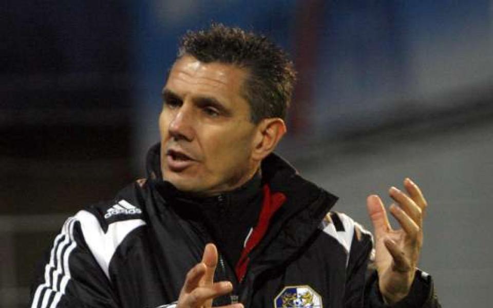 Български треньор започна работа в отбор играл в Лига Европа