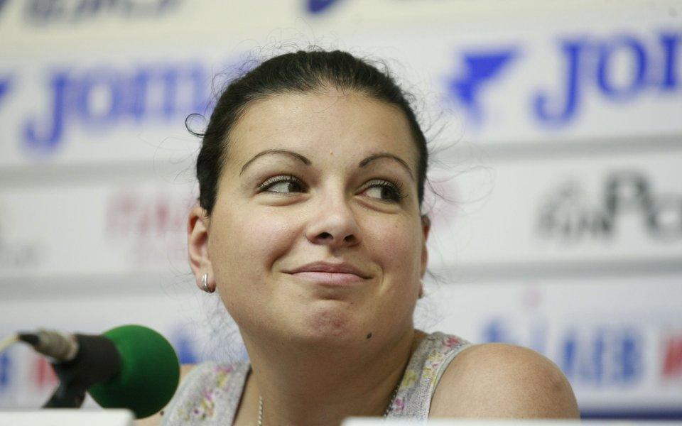 Антоанета Бонева за Олимпиадата и трудностите в спорта