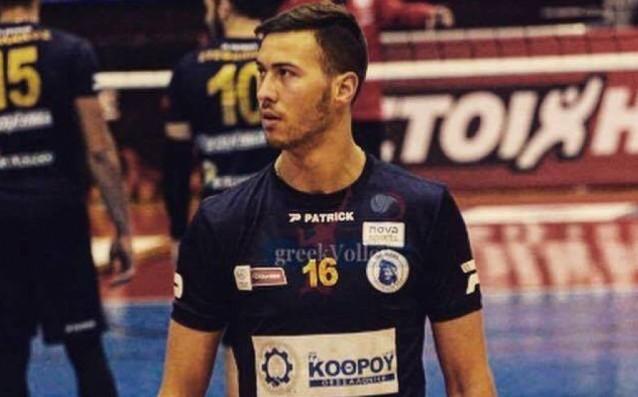 Чоно Пенчев<strong> източник: Официален сайт на Виктория Волей</strong>