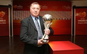 На Панов му прилошало, докато гледа мача Левски - Ботев