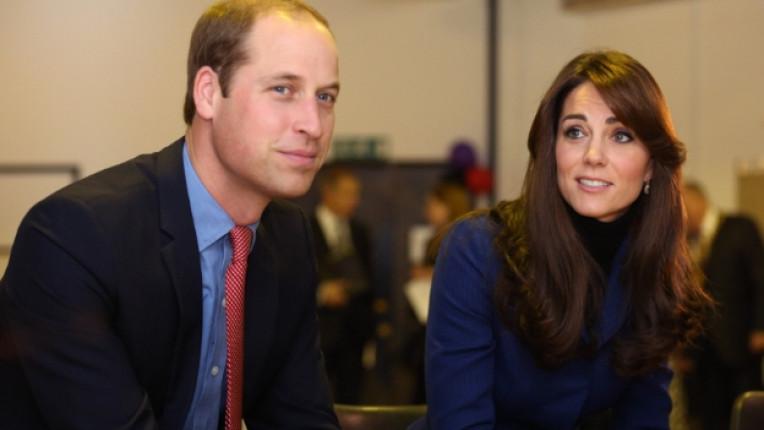 принц Уилям Кейт
