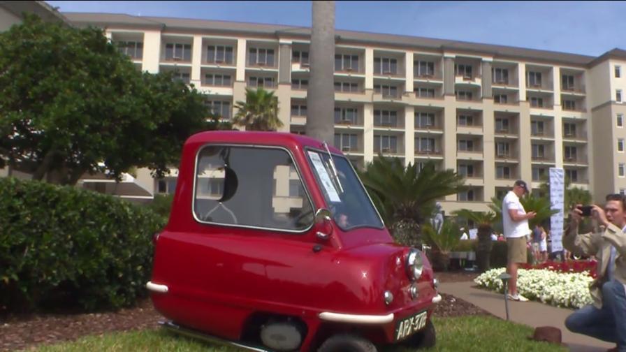 Най-малката кола в света струва 160 000 долара
