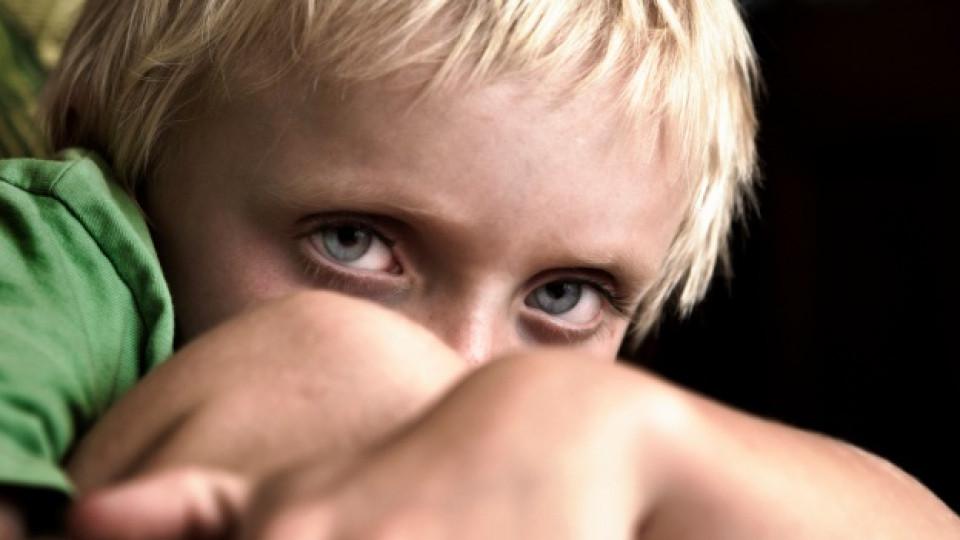 Тъгата не отива на детските очи