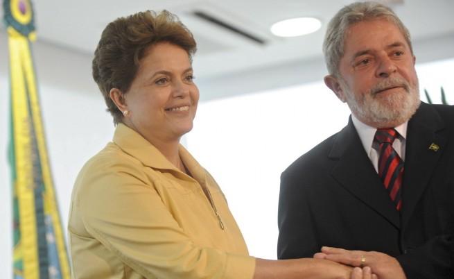 Дилма Русеф спаси Лула да Силва с цената на протести