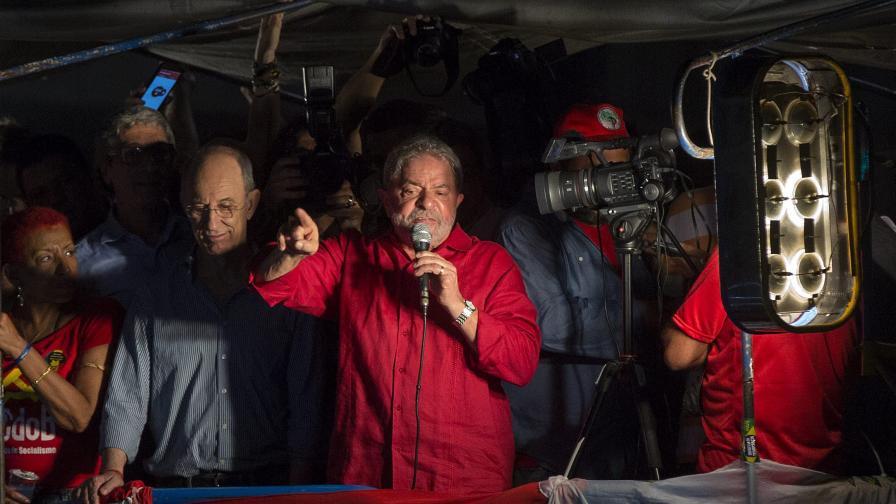 Лула да Силва: Няма да приемем държавен преврат