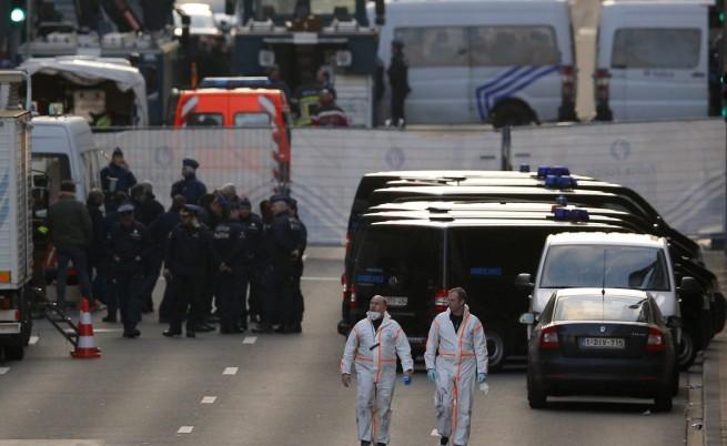 Атентаторите от Брюксел носели бомбите в куфар