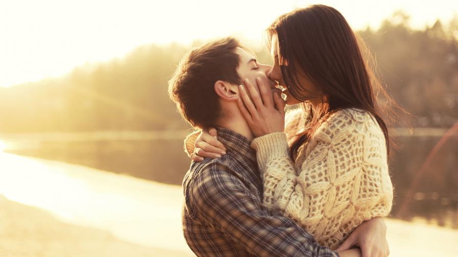 Изненадващи ползи за здравето от една... целувка