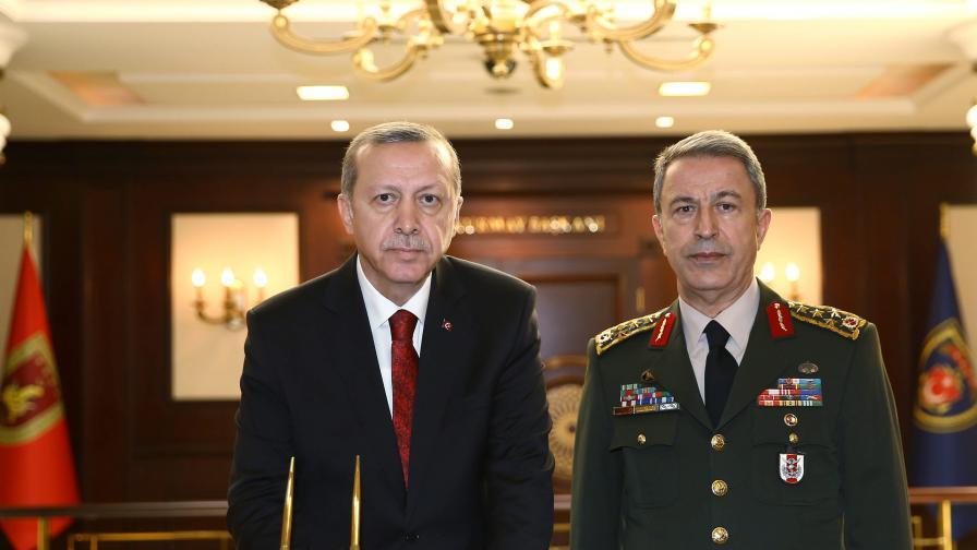 Нападател в Брюксел е депортиран от Турция
