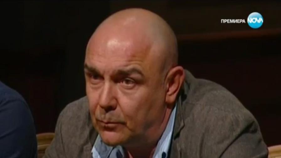 Калин Сърменов е вторият уволнен стажант