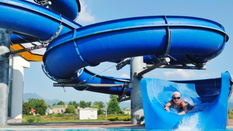 Екстремни водни пързалки