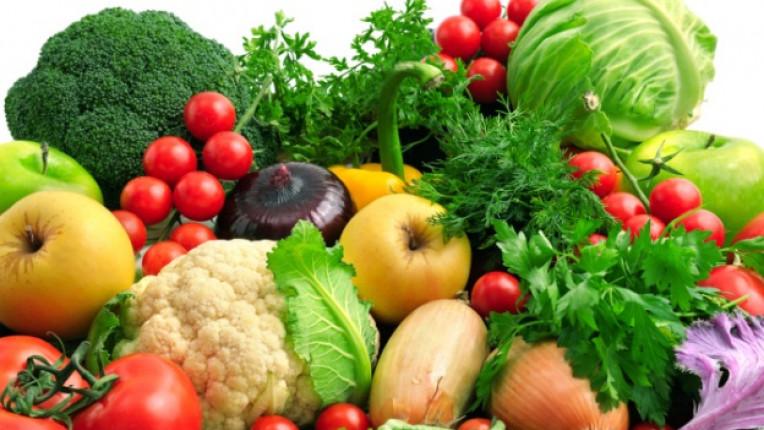 диета здравословно плодове зеленчуци