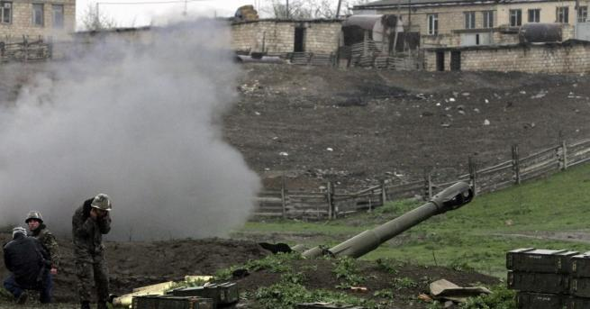 Свят Ескалация, Армения уби азербайджански генерал Русия във вторник призова