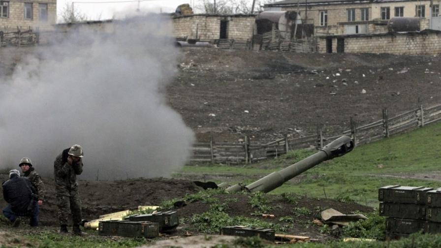 Ескалация, Армения уби азербайджански генерал