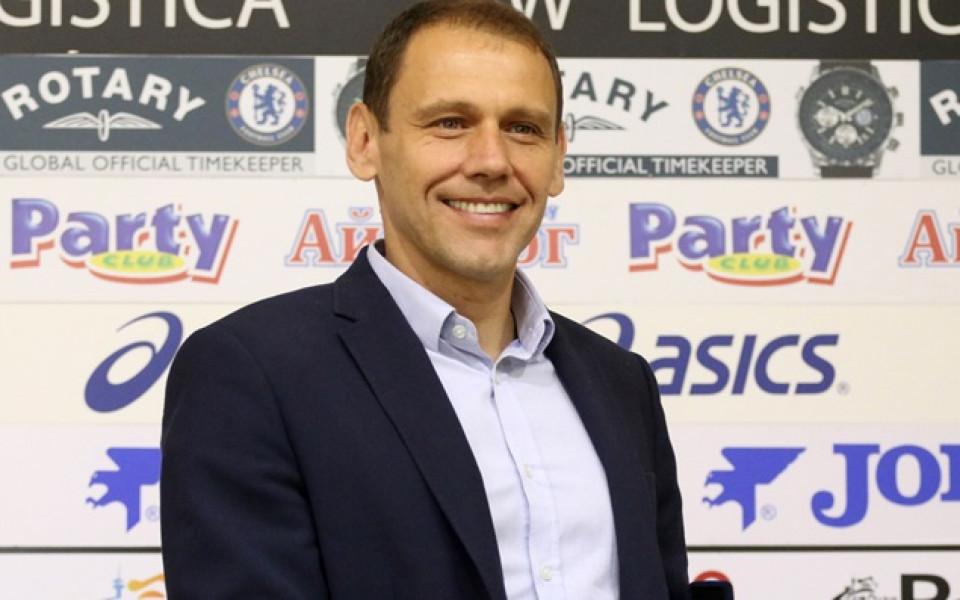 Мирослав Живков: Всеки мач е полезен