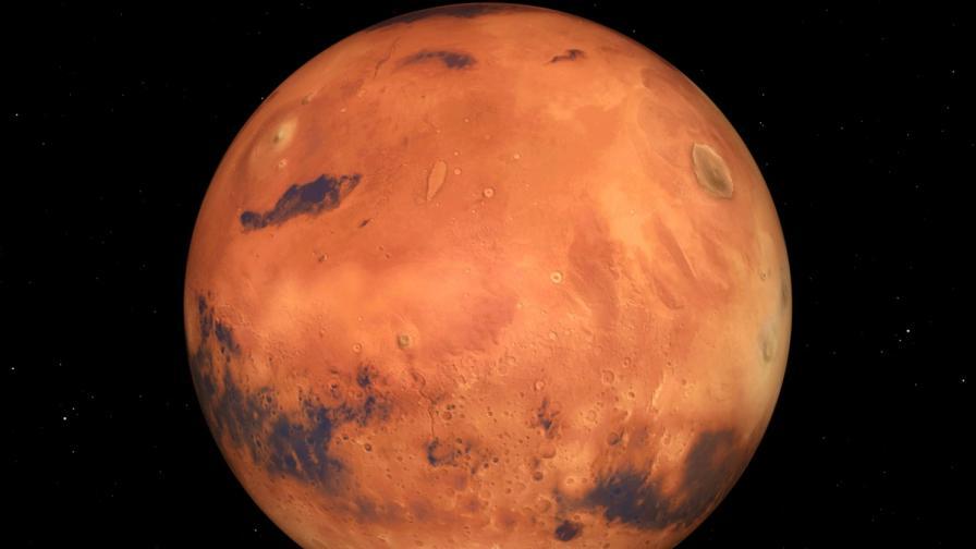 На Марс вероятно има и вулкани от кал