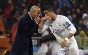 Зидан защити жестоко критикувания Роналдо: По-мотивиран е от всякога