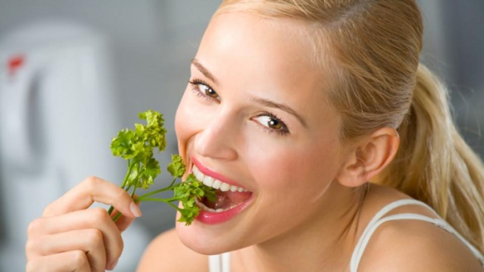 Храните, които ще накарат косата ви да расте по-бързо