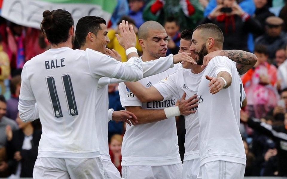 Раул: Реал има сили да спечели Ла Лига и ШЛ