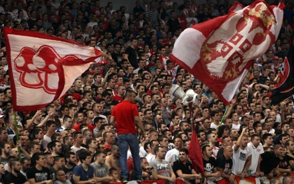 СНИМКА: За любовта между един отбор и феновете му
