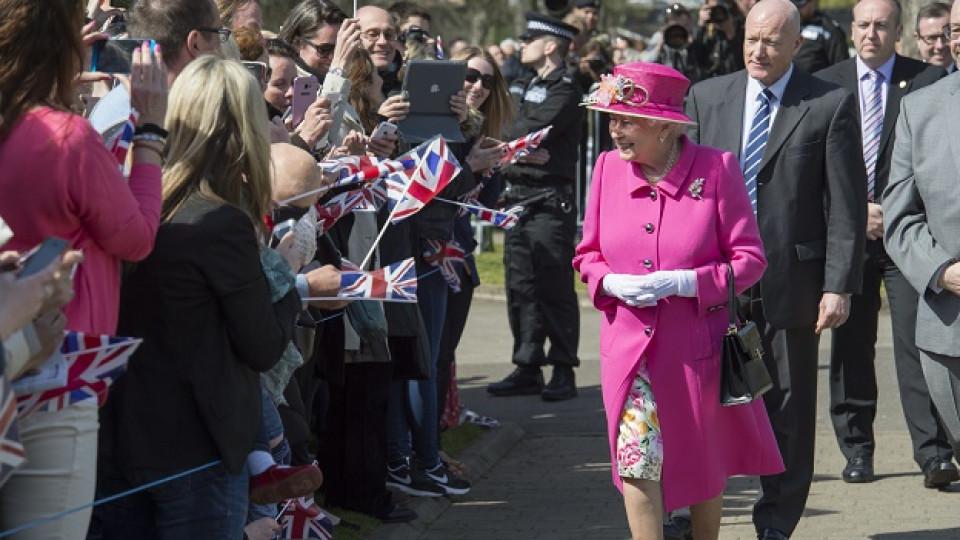 Кралицата на 90