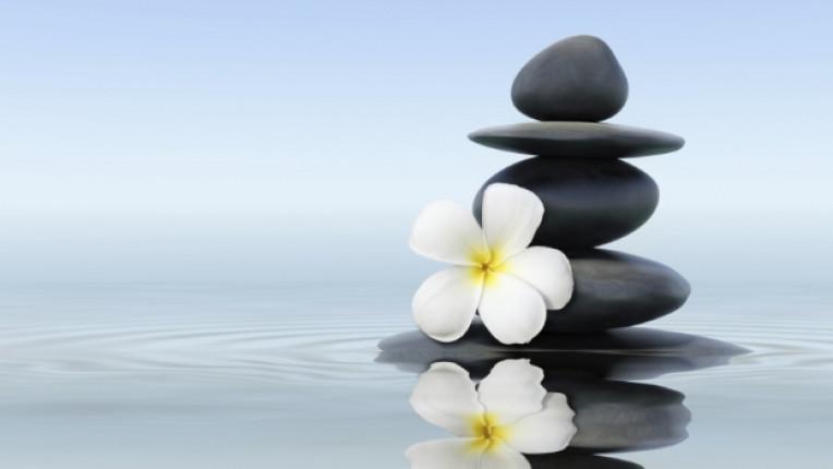 стрес медитация спокойствие залез