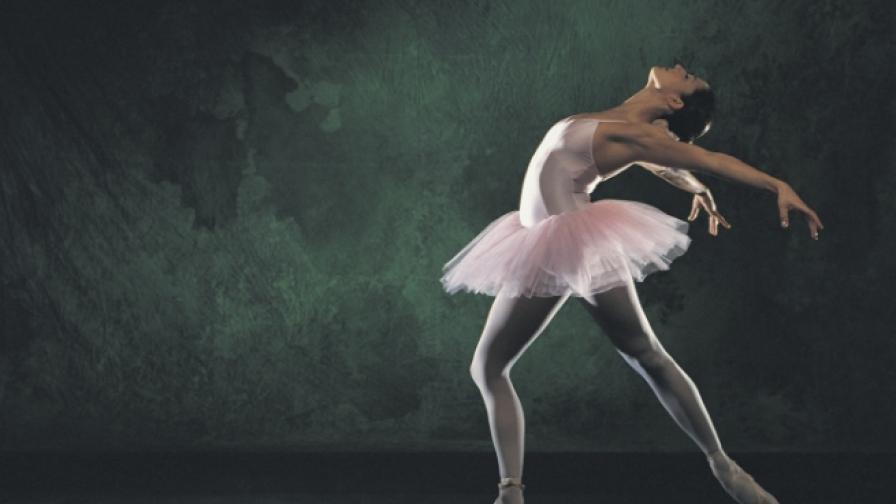 Танц в тъмното. Пътят на слепите балерини