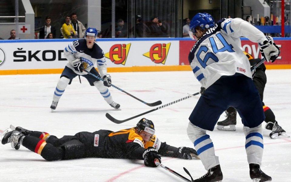 Скандинавска доминация на Световното по хокей