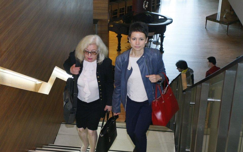 ЦСКА се срещна с БФС, Дора Милева иска оздравяване