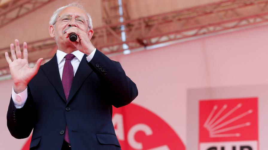 Кълъчдароглу: Ердоган е организирал преврата