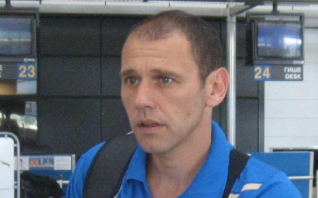 Мирослав Живков се завръща като старши треньор на волейболния тим